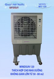 Quạt hơi nước WindSun WS-120
