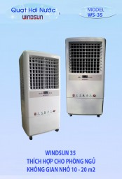 Quạt hơi nước Windsun WS-35