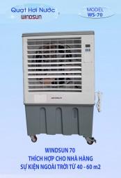 Quạt hơi nước WindSun WS-70