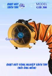 Quạt hút xách tay Gale GIB300